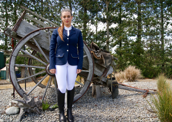 For Horses Ladies Tess Jacket - LAST ONE!