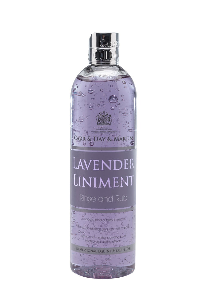 Carr Day and Martin Lavender Liniment