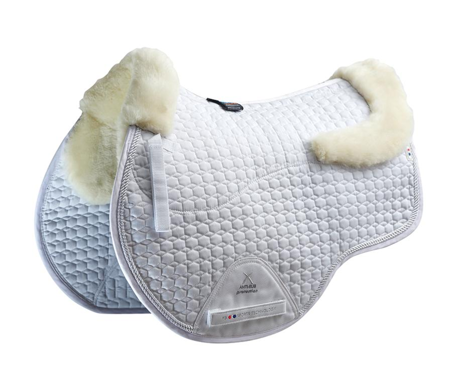 Premier Equine Merino Wool European Saddle Pads