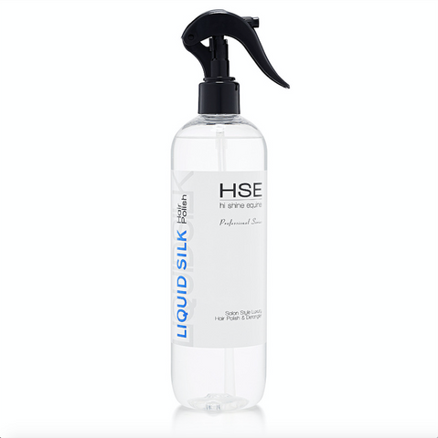 Hi Shine Equine Liquid Silk - Spray