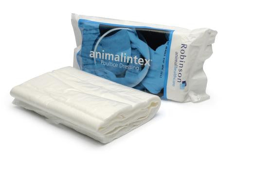 Animal Lintex Poultice Dressing
