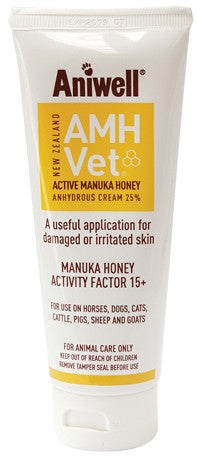 Aniwell Active Manuka Honey Ointment