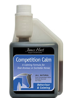 James Hart Competition Calm