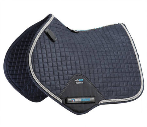 TECHNO-SUEDE CLOSE CONTACT SADDLE PAD