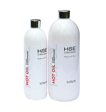 Hi Shine Equine Hot Oil Coat Conditioner