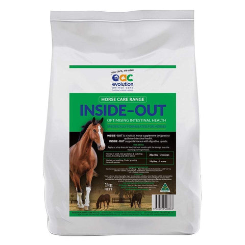 Inside-Out Horse 400g