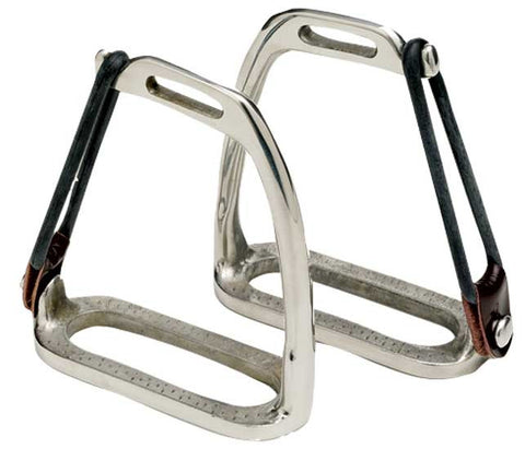 Zilco Stainless Steel Peacock Irons