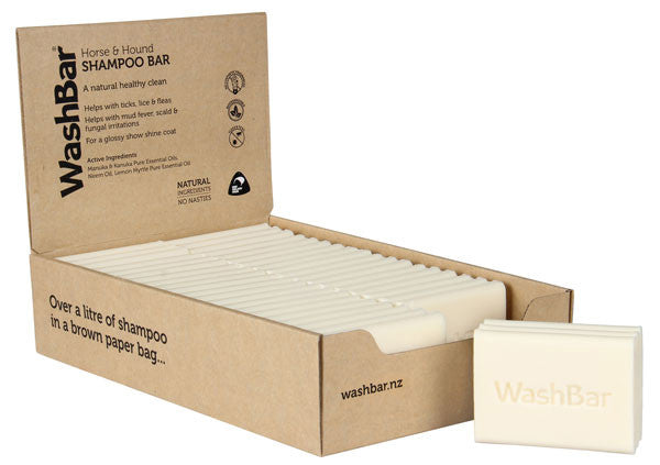 Wash Bar Horse & Hound Shampoo Bar
