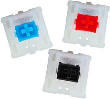 Choosing the Right Switches: Blue v. Black v. Red