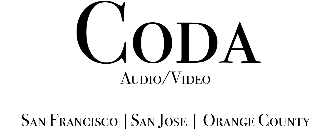 Coda Audio Video