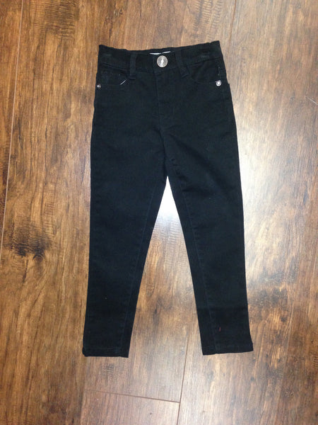 Tween Black Skinny Jeans