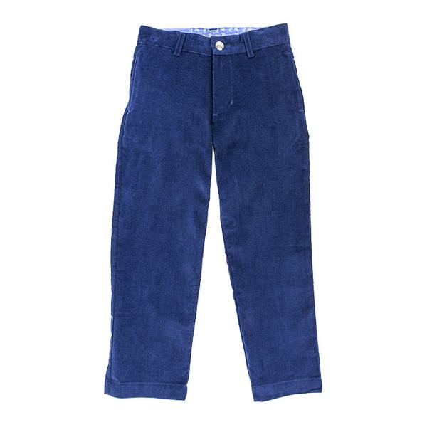 J. Bailey Navy Corduroy Champ Pant