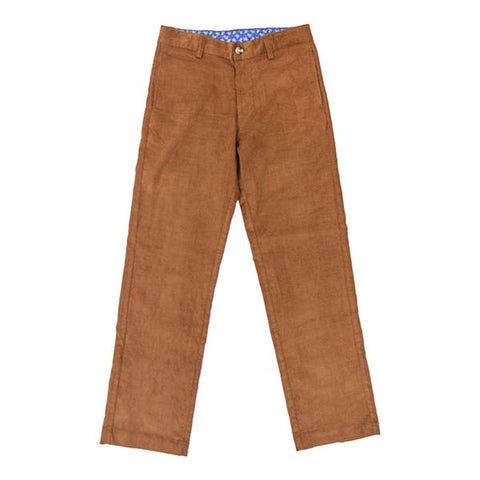 J. Bailey Chocolate Cord Champ Pant