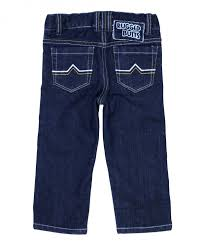 Rugged Butts Dark Blue Slim Pants