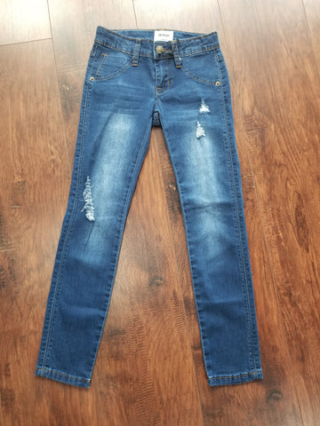 Tween Distressed Jeans