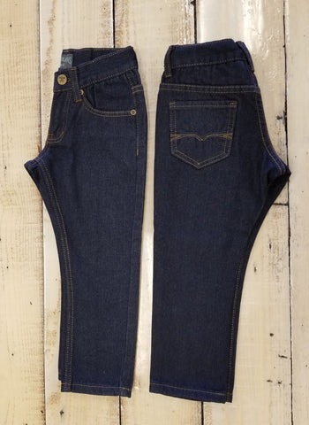 Boys Slim Straight Denim Jean
