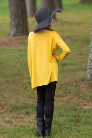 Piko- Mustard Yellow