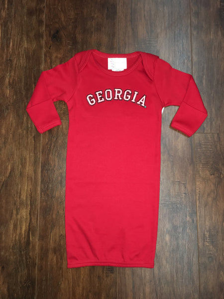 Georgia Bulldog Gown