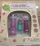 Cosmetic Set-Body Shimmer - Lip Balm- Lip Gloss