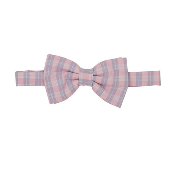 Baylor Bow Tie in Palmetto Bluff Plaid
