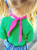 Peppercorn Kids Rainbow Solids Lovable Necklace