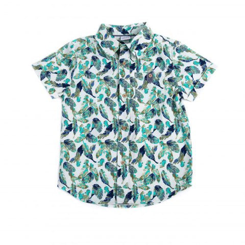 Egg Feather Michael Shirt