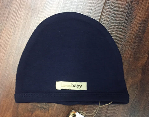 L'oved Baby Organic Navy Cute Cap