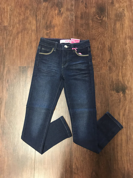Tween Denim Skinny Jeans