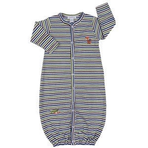 Kissy Kissy Jungle Rumble Stripe Converter Gown