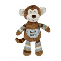 Maison Chic Mike the Monkey Tooth Fairy Doll