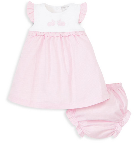 Kissy Kissy Bunny Hop Dress Set