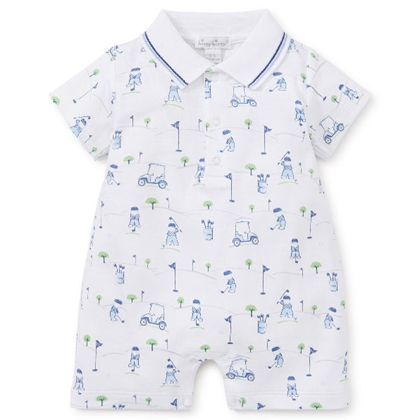 Kissy Kissy First Tee Playsuit