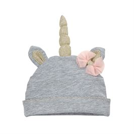 Mud Pie Unicorn Newborn Caps