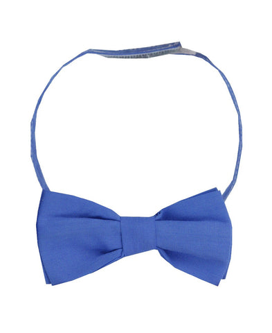 Rugged Butts Blue Chambray Bow Tie