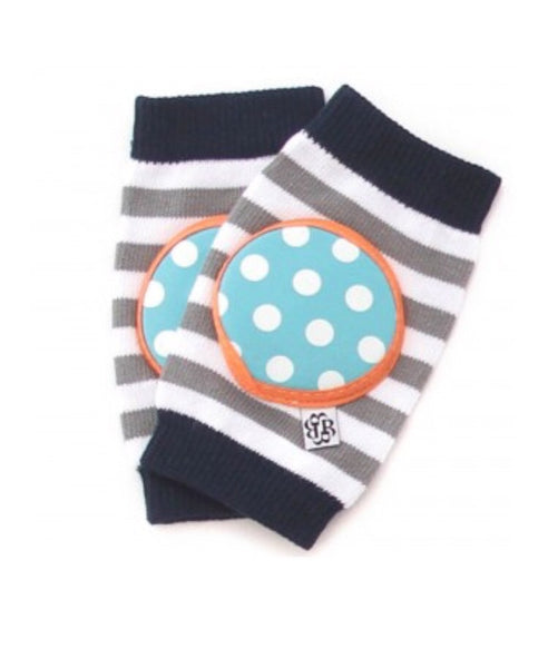 Bella Tunno Cookie Monster Stripe Happy Knees