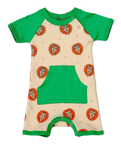 Cat & Dogma Lion Romper