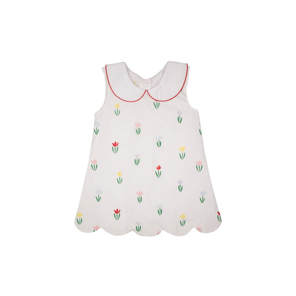 Beaufort Bonnet - Luannes Lunch Dress - Travilah Tulip
