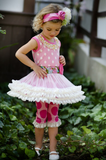 Giggle Moon Garden of Love Ruth Tutu Dress with Leggings