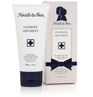 Noodle & Bow Ultimate Ointment (Fragrance-Free)