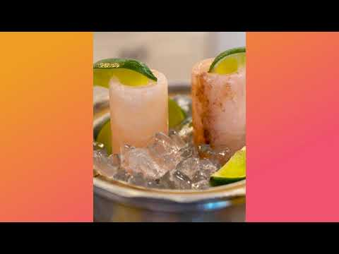 Salt Cellar Himalayan Salt Shot Glass Video