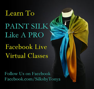 Learn To Paint Silk Like A PRO!