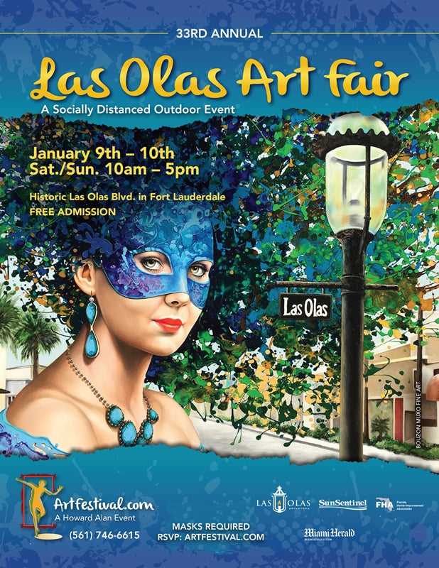 Art Show Schedule Changes for January