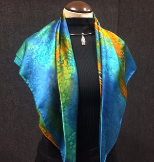 Video #2 Peacock Shoulder Shawl Small - Download Video