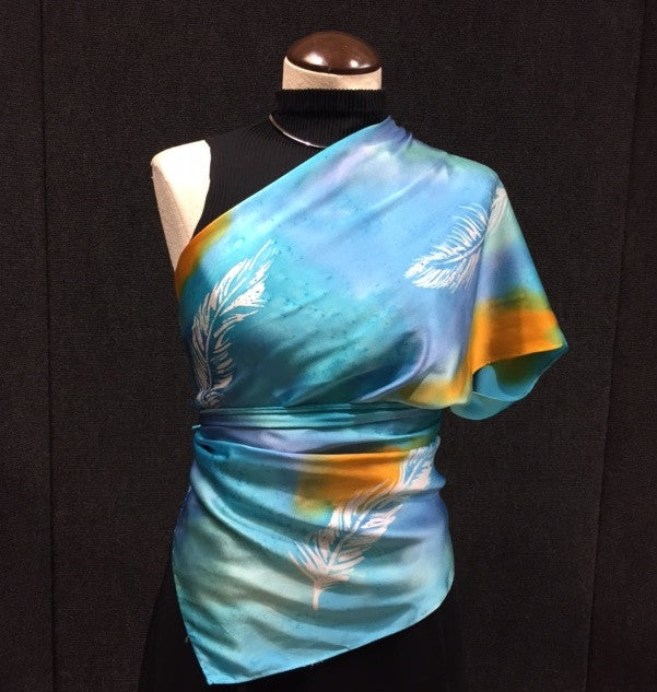 Video #24 Shoulder Sash Wrap Top - Download Video