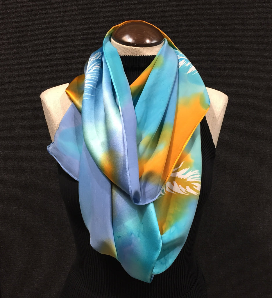 Video #28 Infinity Scarf - Download Video
