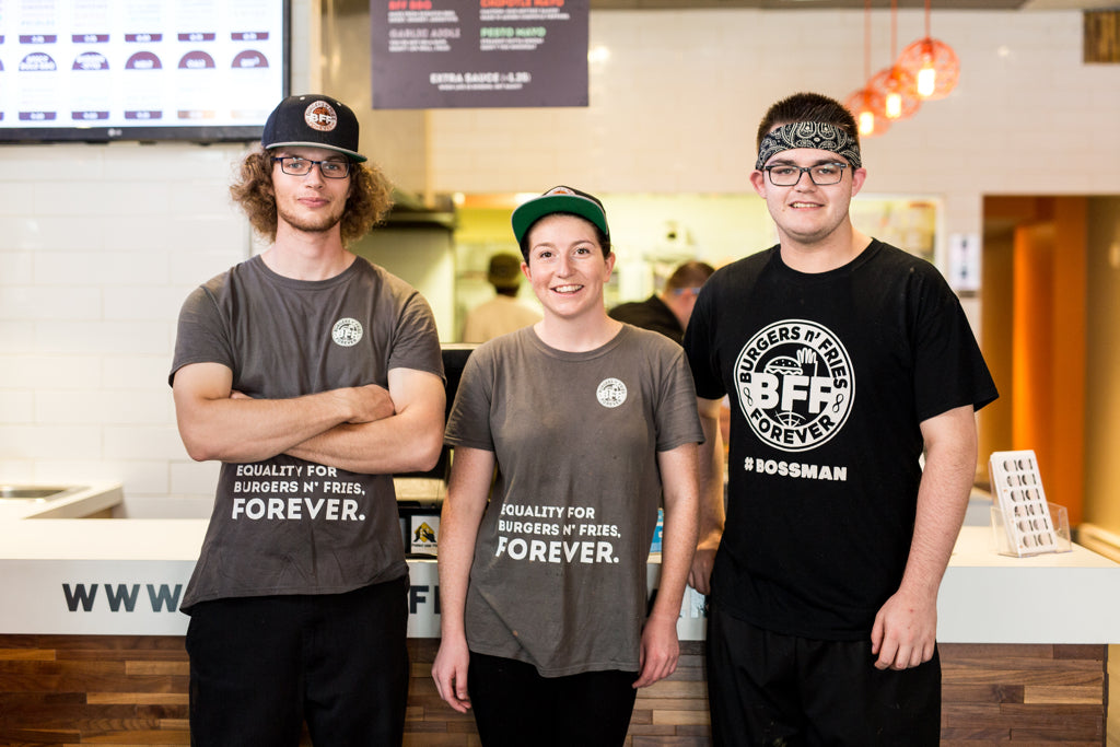 join our team burgers n fries forever burgers n fries forever