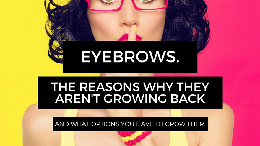 How To Make Your Eyebrows Grow Reasons Hellobrows