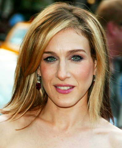 Sarah Jessica Parker eyebrows