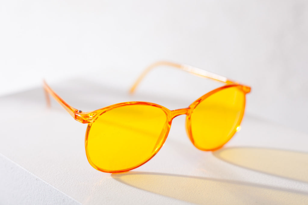 Color Therapy Glasses Sweetflag