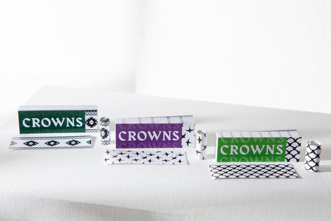 Crown Papers - Deco